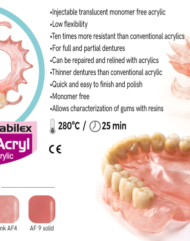Flexible Acryl
